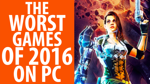 Worst games 2016
