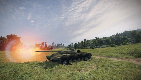 World of Tanks 9.0