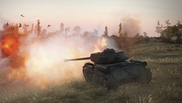 World of Tanks 9.2