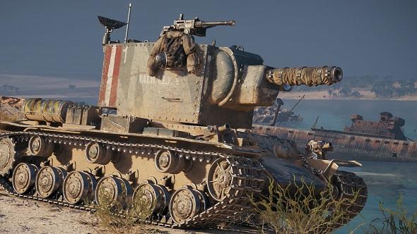 World of Tanks Warhammer 40,000