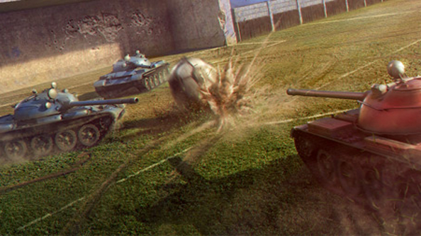 Tank shoots, it scores: World of Tanks gets a World Cup mode