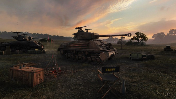 Win a ticket to the Tank Museum and a premium Fury Sherman with World of Tanks