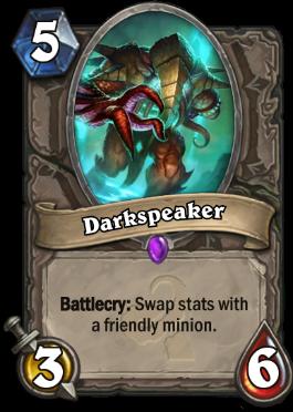 Darkspeaker
