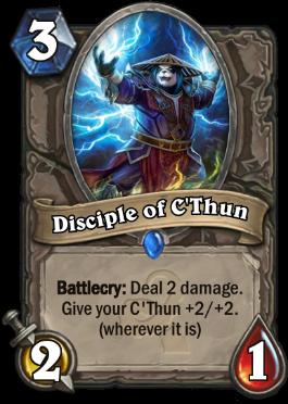 Disciple of C'thun
