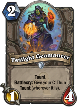 Twilight Geomancer