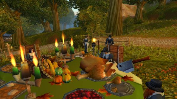 Azeroth celebrates Pilgrim's Bounty til December 2 with new cooking quests and achievements