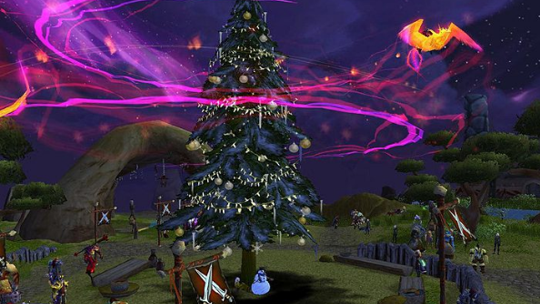 Winter Veil 2014 starts today in World of Warcraft
