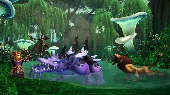 World of Warcraft Island Expeditions