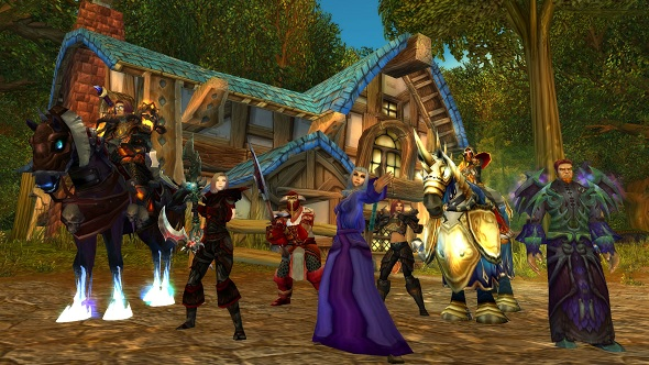 World of Warcraft's early hours desperately need Blizzard's late-game innovations