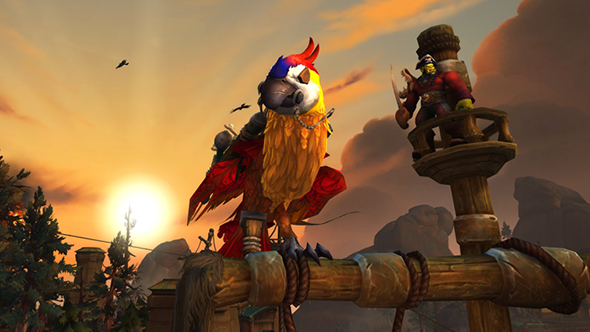 wow battle for azeroth flying pathfinder