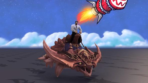 wow battle for azeroth krolusk trilobite mount