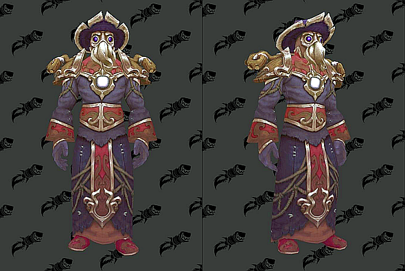 Kul'Tirans are an allied race in Battle for Azeroth, and here's a