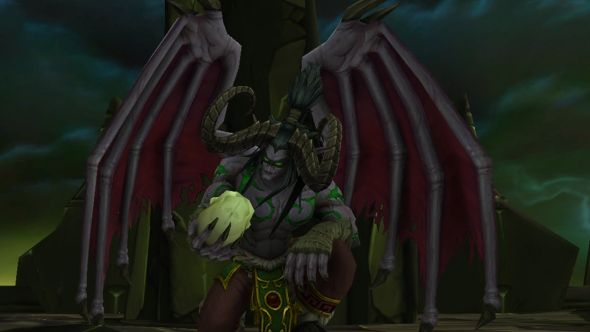 WoW Illidan