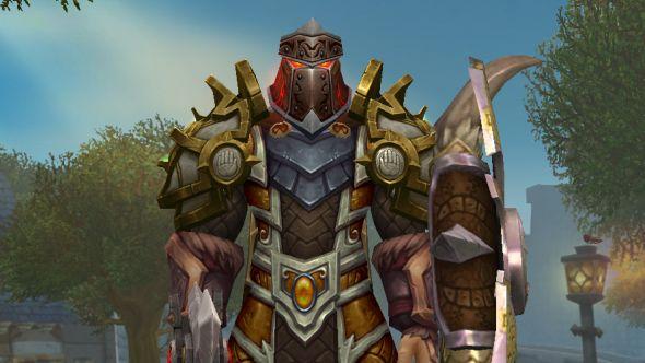 WoW Legion Character