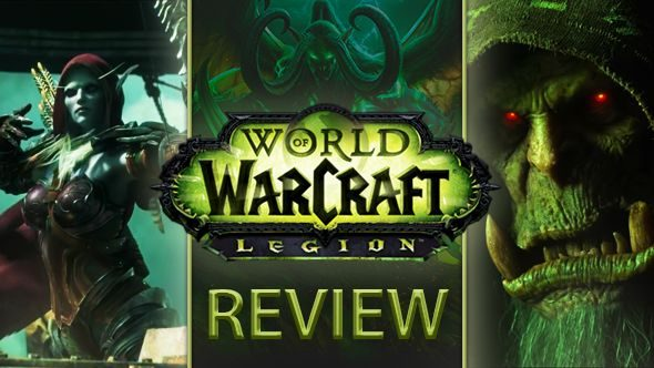 WoW: Legion review