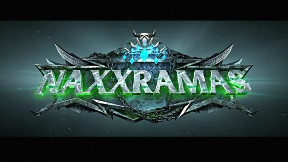 WoW Naxxramas trailer Hurricane