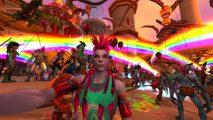 World of Warcraft Troll Run