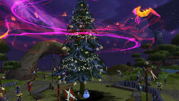 winter veil 2014 starts today in world of warcraft - World Of Warcraft Christmas