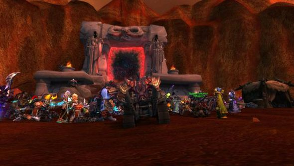 World of Warcraft subscription figures