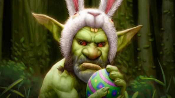 The Candyman cometh: World of Warcraft gets eggcited about Noblegarden