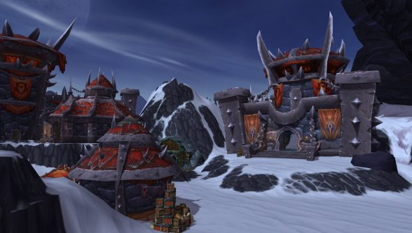 Warlords of Draenor Garrisons