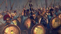 Total War: Rome II - Wrath of Sparta launch