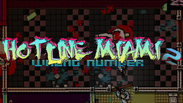 Hotline Miami 2 launching in Q3: Something old, something new, something weird, something violent
