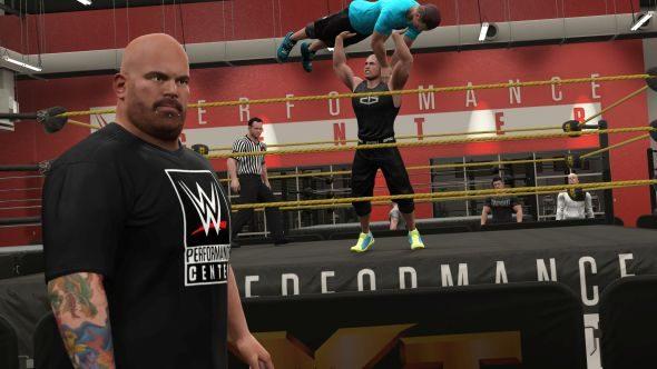 WWE2k17 PC