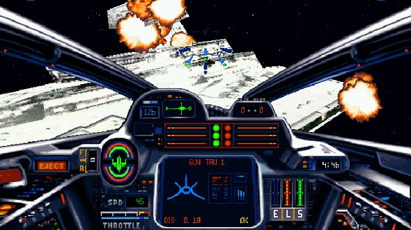 Star Wars: X-Wing is 25 years old - how does it hold up?