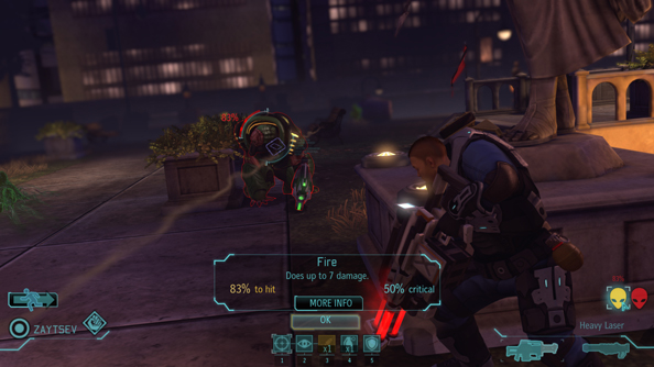 XCOM: Enemies cannot be classed as unknown at this sort of range.