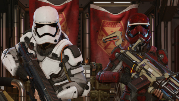 XCOM 2 mod lets you turn your soldiers into Stormtroopers courtesy of fancy helmets