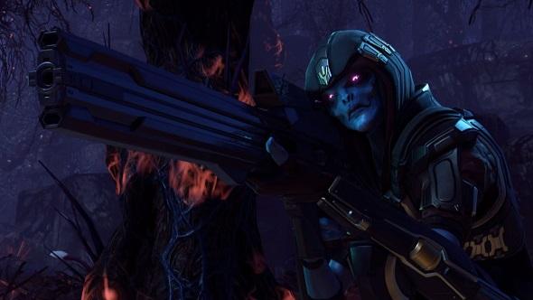XCOM 2 Hunter
