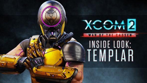 XCOM 2 War of the Chosen Templars