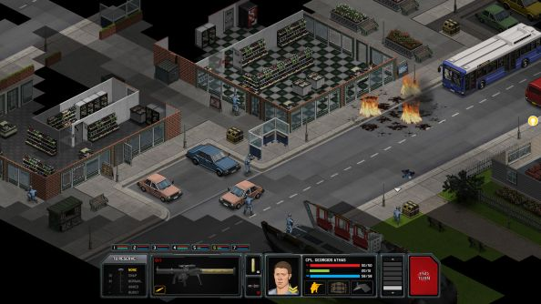 Enemy Well-Known: Xenonauts development is just about done