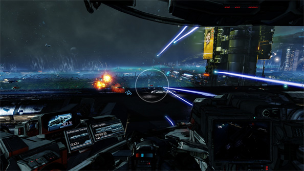 PCGamesN - cockpit action