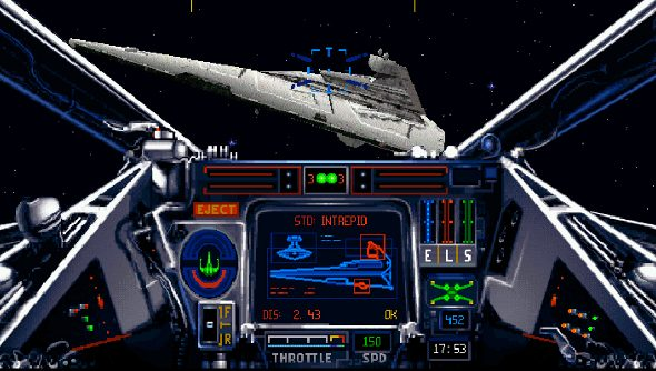 Beginner's guide to X-Wing and TIE Fighter: joystick issues