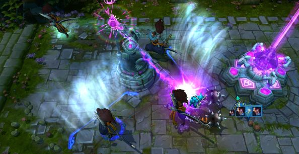 League of legends champion review yasuo the unforgiven pcgamesn fandeluxe Choice Image