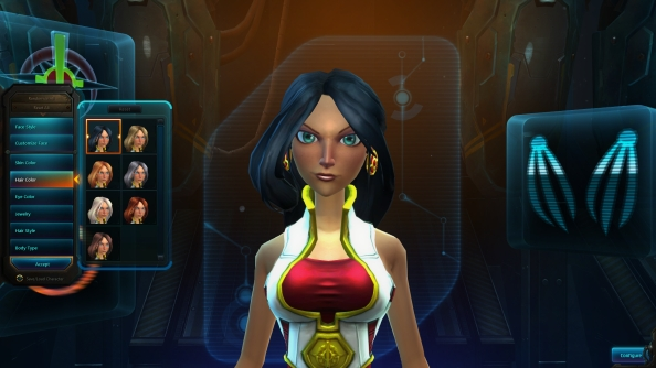 WildStar Character Creation