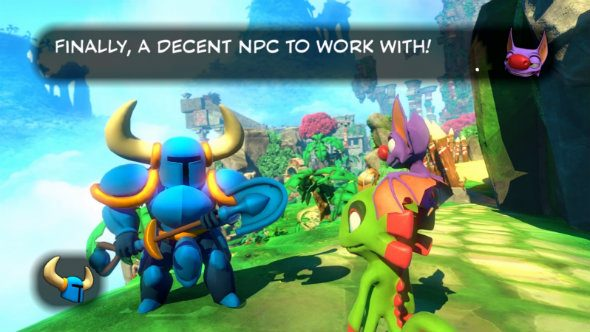 Playtonic remove YouTuber JonTron from Yooka-Laylee due to