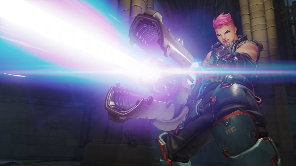 Top Zarya player forced to prove she's not an Overwatch cheat following accusations from rival pros