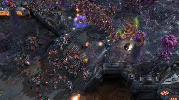 StarCraft 2 test map latest: changes to the Overseer, Viper and Terran Armory hang in the balance
