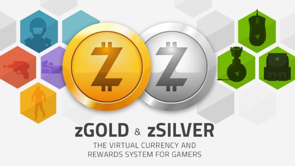 Razer zGold and zSilver