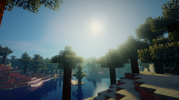 minecraft 2 shader ziipzaap