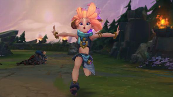 tanie trampki konkurencyjna cena najnowszy League of Legends' new champion is Zoe, the Aspect of ...