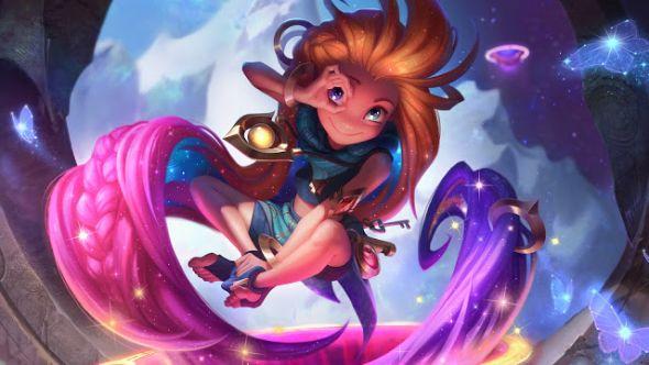 League of Legends Zoe champion spotlight: The Aspect of