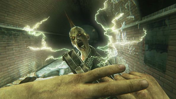 Permadeath FPS Zombi challenges you to survive infested London as long as possible