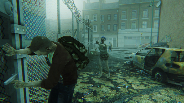 Zombi launch trailer invites you to try to stay alive