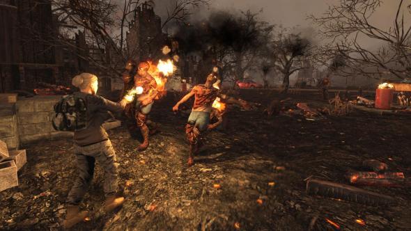Zombie games 2017 7 Dies to Die