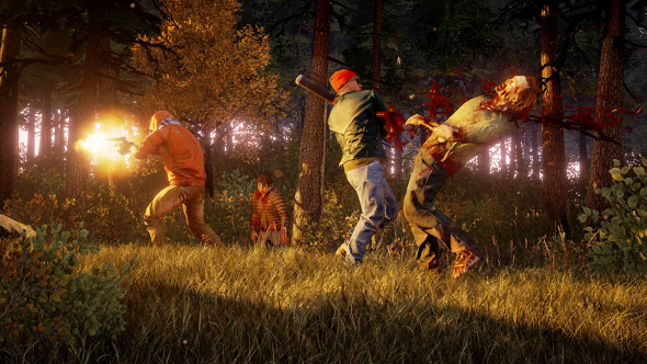 Zombie games 2017 State of Decay 2
