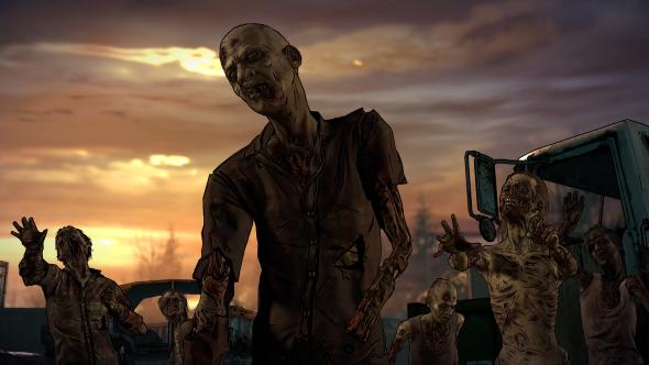 Zombie games 2017 Telltale The Walking Dead Season 3